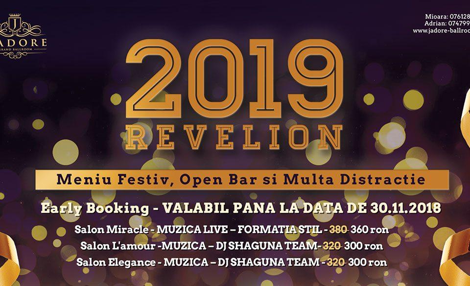 Revelion 2019 Jadore