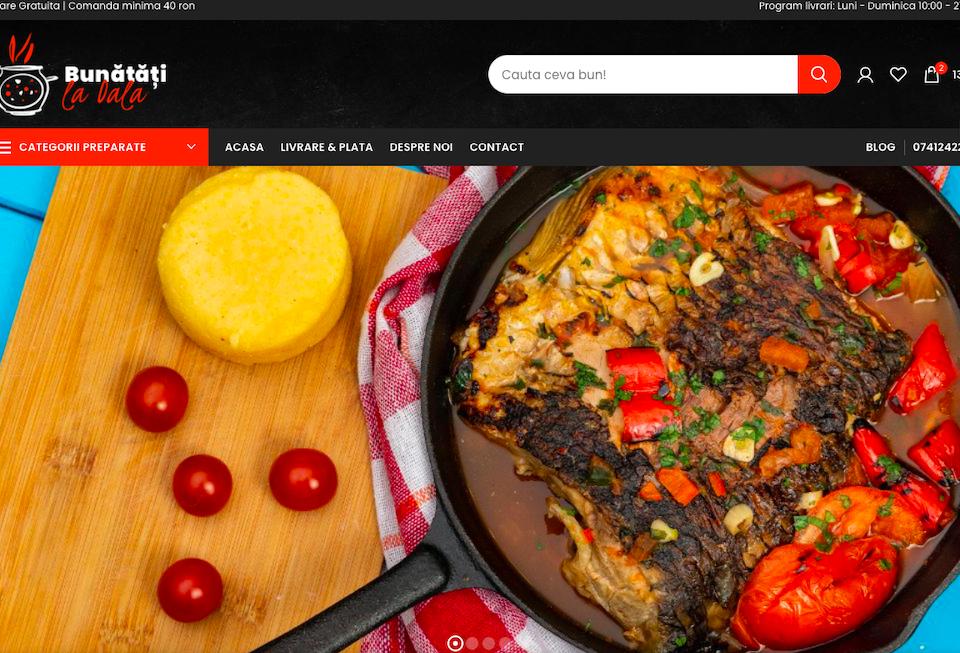 Mancare la oala - lansare site BunatatiLaOala.ro